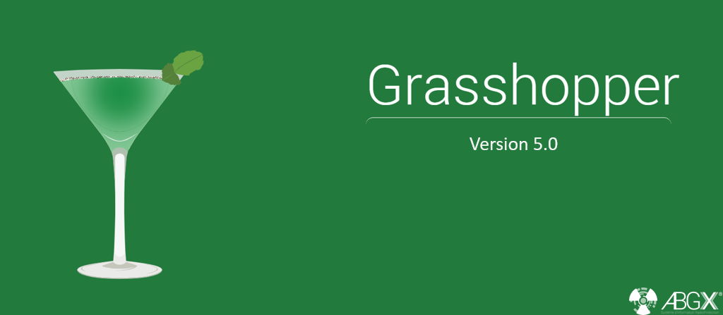 Our 5.0 Grasshopper version is now available !