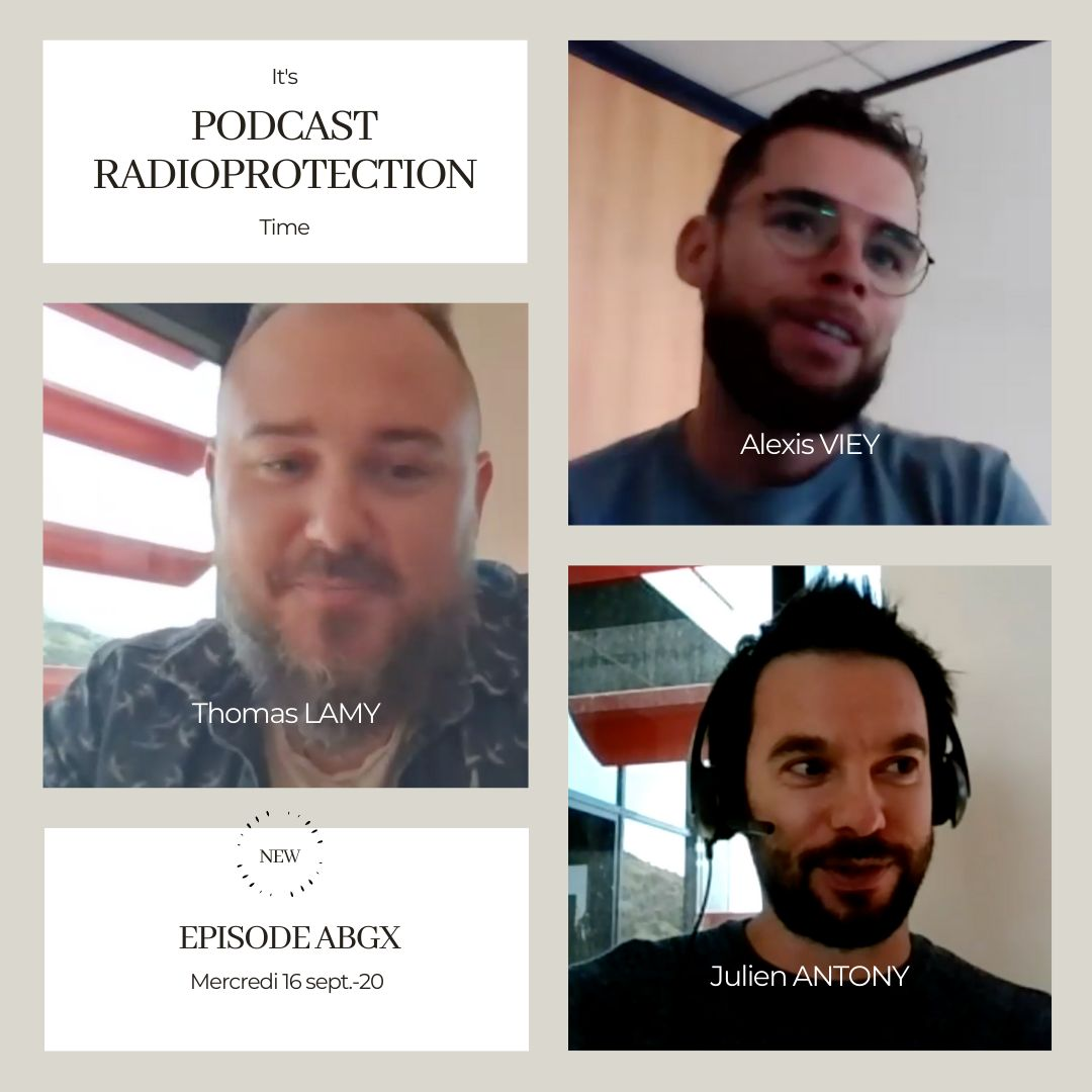 Podcast radioprotection